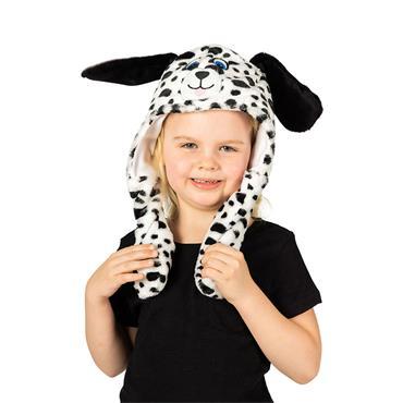 Dancing Dalmation Ears Hat
