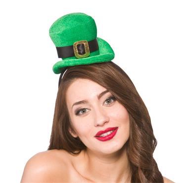 Deluxe Mini St Patrick's Hat