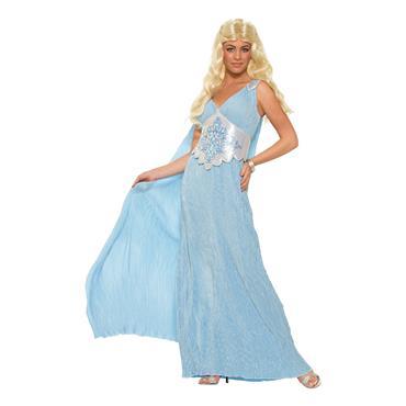 Medieval Elegant Queen Costume - Game of Thrones