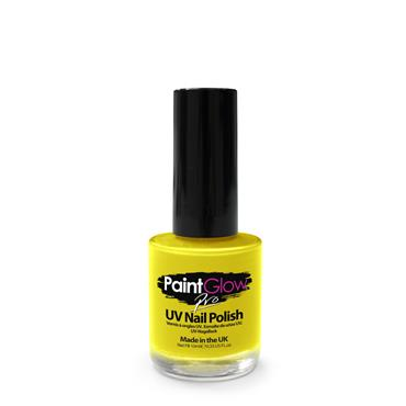 Neon UV Nail Polish - Yellow