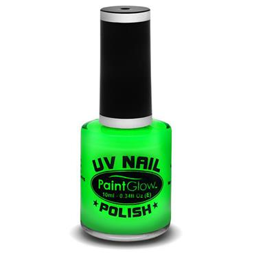 Neon UV Nail Polish - Green