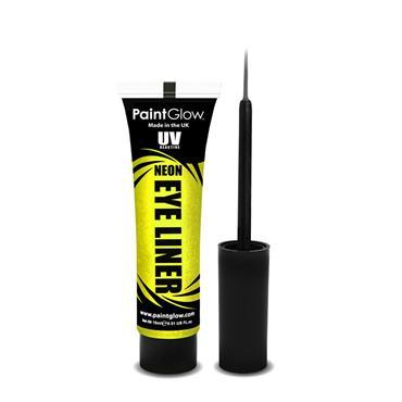 UV Eye Liner - Intense Yellow