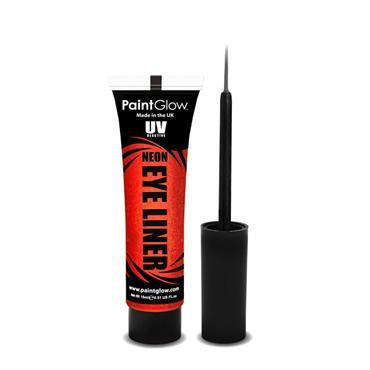 UV Eye Liner - Intense Red