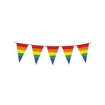 8m Rainbow Bunting - Pride