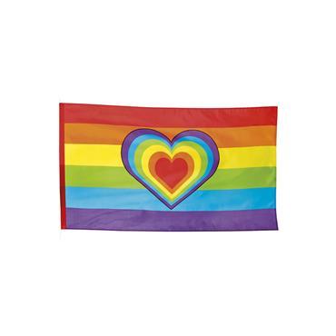Rainbow Flag 90 x 150cm- Pride