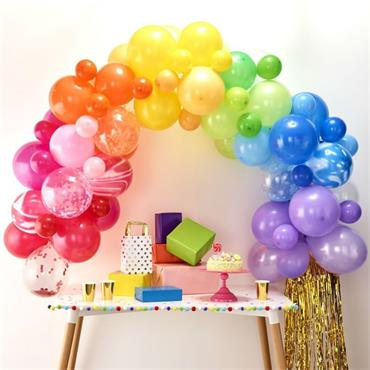 Balloon Arch Kit - Rainbow