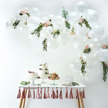 Balloon Arch Kit - White