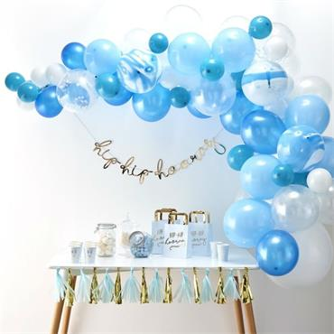 Balloon Arch Kit - Blue