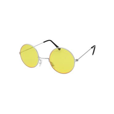 Lennon Glasses - Yellow