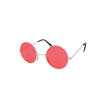 Lennon Glasses, Red
