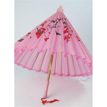 Parasol Pink Silk