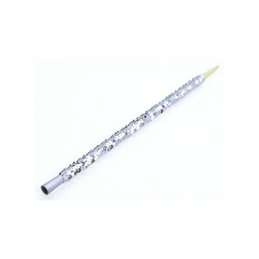 Cigarette Holder Sequinn Silve