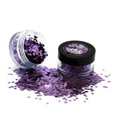Loose Glitter - Parma Violet