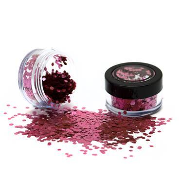 Loose Glitter - Chiffon Rose