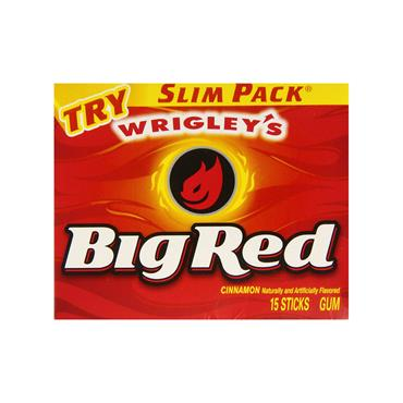 Wrigleys Big Red Chewing Gum (50g)
