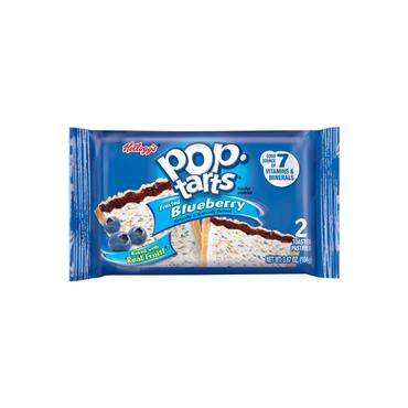 Pop Tarts - Frosted Blueberry (Twin Pack)