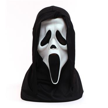 Scream Mask White