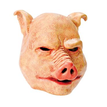 Horror Pig Latex Mask