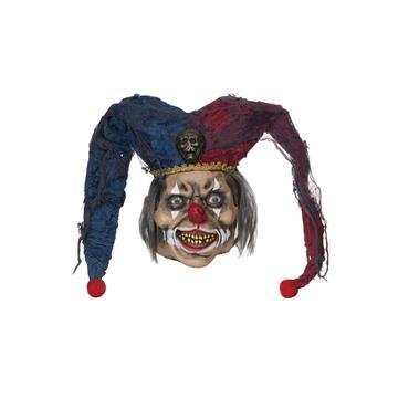 Deranged Jester Mask