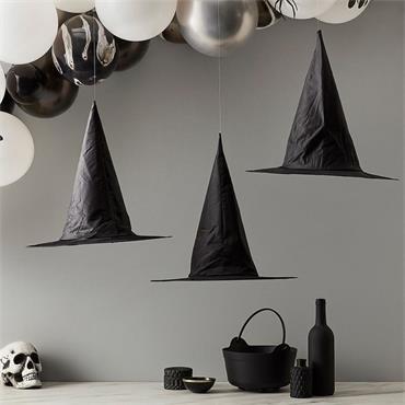 Halloween Witch Hat Decoration