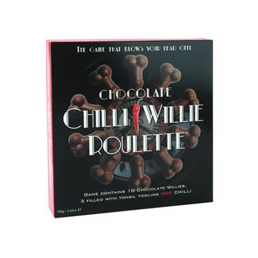Chocolate Chilli Willie Roulet