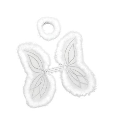 Angel Wing & Halo Set