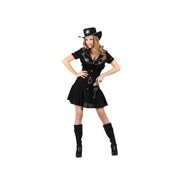 Gunslingin Cowgirl Costume
