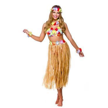 Hawaiian Party Girl 5pc Set