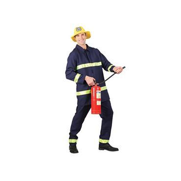Hot Fireman Costume
