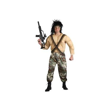Jungle Warrior Costume