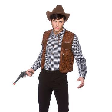 Cow Boy Waistcoat Budget