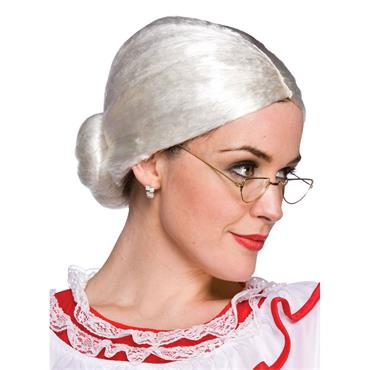 Mrs Clause Wig