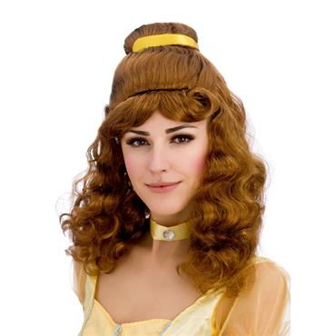 Beautiful Princess Wig (Belle)