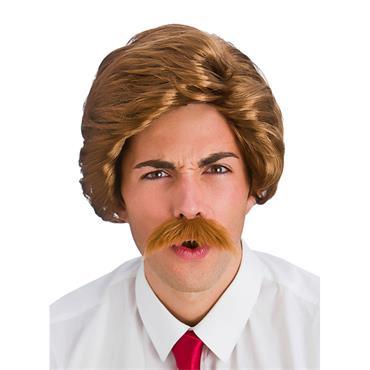 80s Funny Guy Wig