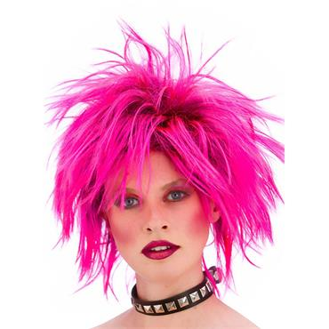 Punk Wig - Pink