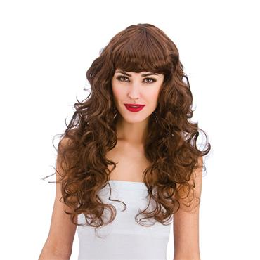 Foxy Wig - Brown