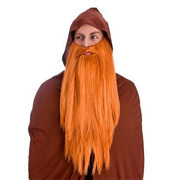 Deluxe Long Beard - Ginger