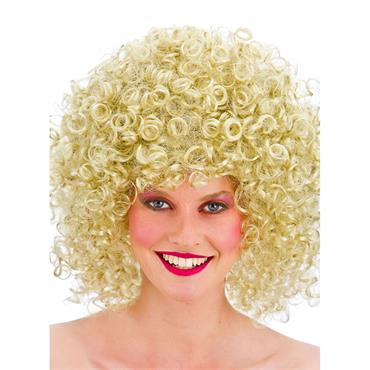 80s Disco Perm- Blonde