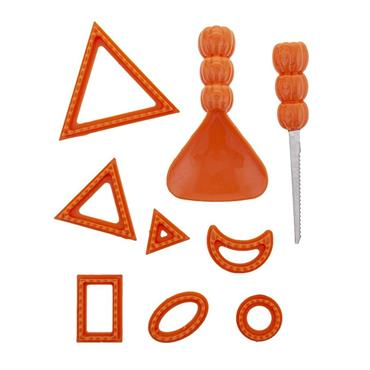 Pumpkin Carving Kit (9pcs)