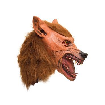 Wolf Mask - Latex