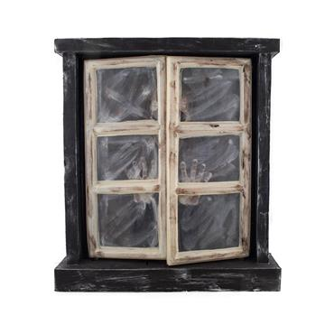 Haunted Window with Light, Sound & Movement - 84cm