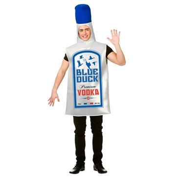 Blue Duck Vodka Costume