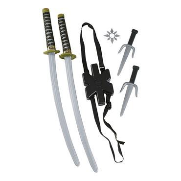 Double Ninja Sword