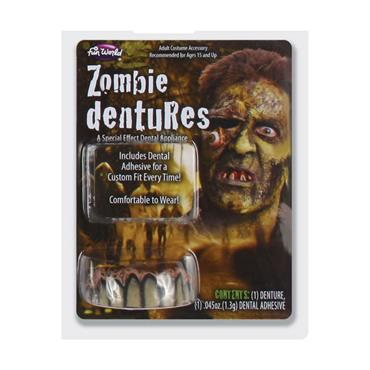 Big Buddy Dentures Zombie