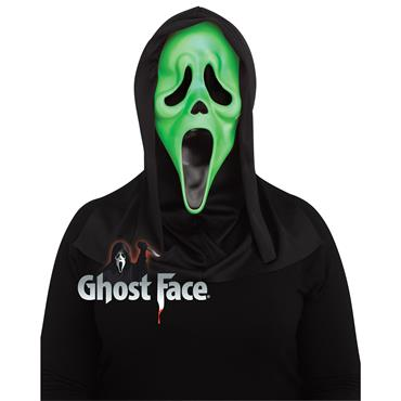 Fluorescent Scream Mask