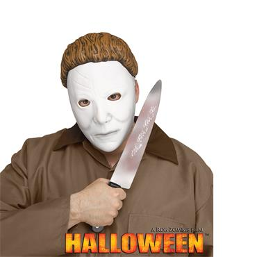 Michael Myers Mask & Knife