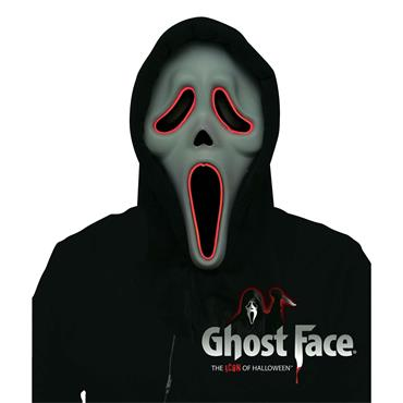 E.L Scream/Ghost Face® Mask
