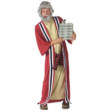 Moses & 10 Commandments Costume