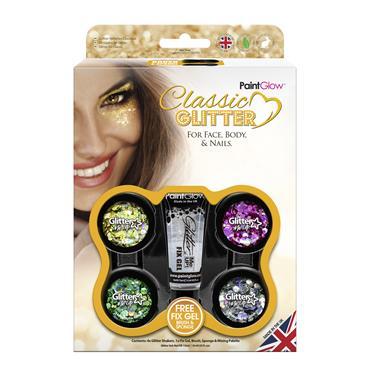 Classic Glitter Shaker GiftSet