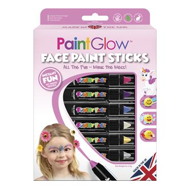 Princess Face Paint Stick Set